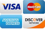 View Arrow Pest Control at the BBB - We accept all major credit cards
